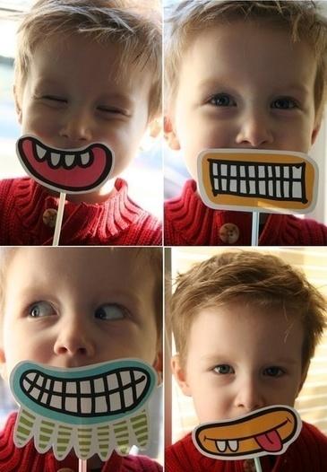El juego de las bocas, educación emocional.- | Jarcorisame la banda | Scoop.it
