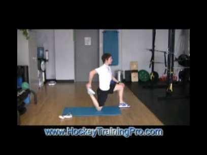 Off Ice Hockey Training: Stretching Routine Part One | Total Hockey ... | Hockey Training Magazine | Scoop.it