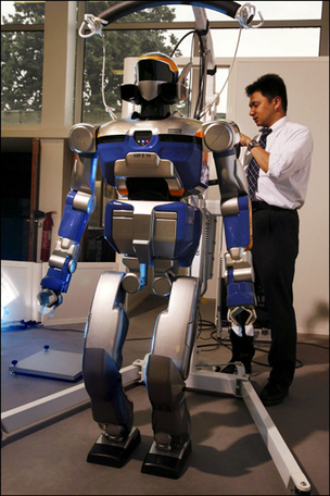 Un robot européen autonome en 2017 pour intervenir en cas de catastrophe | Une nouvelle civilisation de Robots | Scoop.it