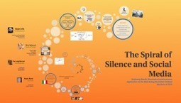 The spiral of silence in politics and social media - new research | Research Capacity-Building in Africa | Scoop.it