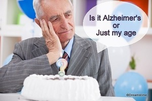 Can You Tell The Difference Between Alzheimer's and Natural Aging? | Alzheimer's Support | Scoop.it