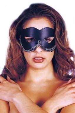 Masque Fantaisie Cuir et Chainettes | sextoyspascher | Scoop.it