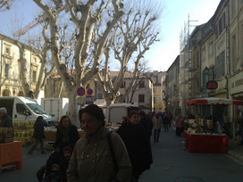 Saint Remy de Provence and Around: Wednesday Morning market in Saint Remy de Provence | Visiting St Remy de Provence | Scoop.it