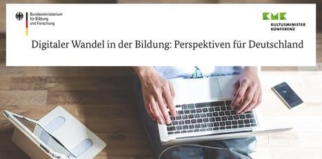 Digitaler Wandel in der Bildung: Perspektiven für Deutschland — Registrierungsportal der VDI/VDE Innovation und Technik GmbH | Medienbildung | Scoop.it