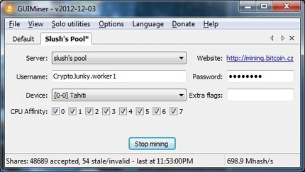 Bitcoins Gui Miner software for free ~ Earn free Bitcoins quickly | Earn free Bitcoins Euros and Dollars | Scoop.it