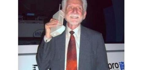 1973-2013: le premier appel via téléphone mobile a 40 ans | REGARD SUR LE NUMERIQUE | Scoop.it