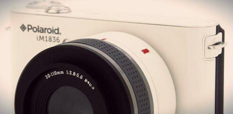 Câmera com lentes intercambiáveis e Android é lançada pela Polaroid | Tecnologia e Comunicação | Scoop.it