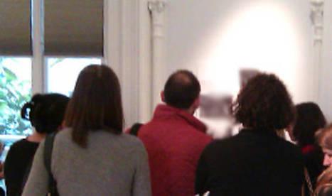 Curator & Artist Led Exhibition Tour With Yasmina Reggad ...   Algerian art   Scoop.it