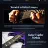 Guitar Lessons Norwich