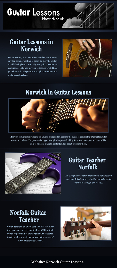 Guitar Lessons Norwich   Guitar Lessons Norwich   Scoop.it