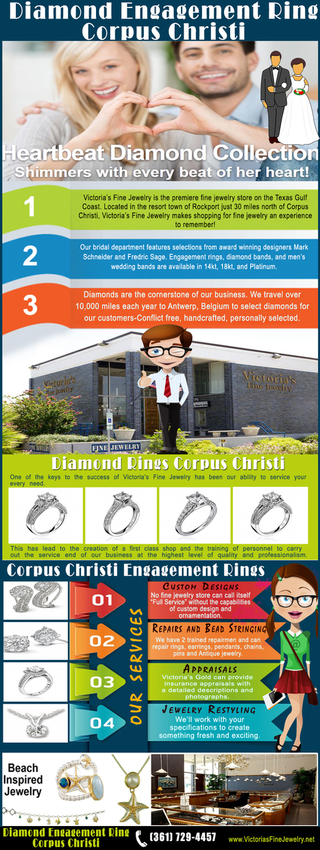 The Ultimate Diamond Rings Corpus Christi | Corpus Christi Engagement Rings | Scoop.it