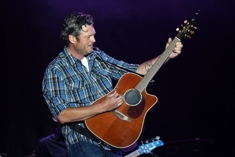 Blake Shelton Announces 'Reloaded' Greatest Hits Album   Country Music Today   Scoop.it
