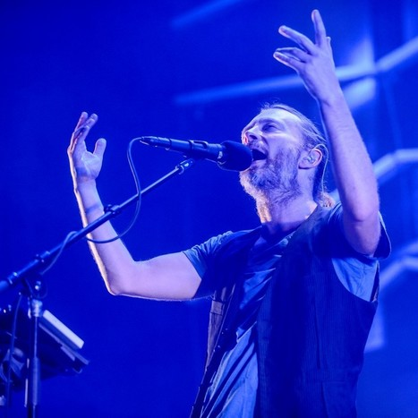 Atoms for Peace concert review: Thom Yorke and Flea's superband lets loose | Read-Think-Do | Scoop.it