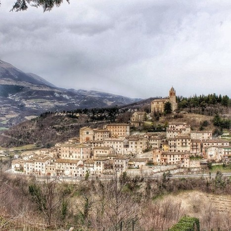 The quiet charm of Le Marche: Montefortino. | Hideaway Le Marche | Scoop.it