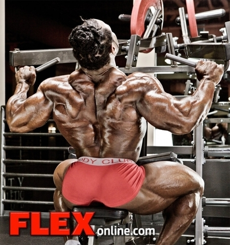 How to Build Bigger Lats | Strength training | Scoop.it