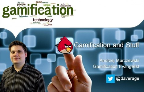 Gamification Resources that I Like - Andrzej's Blog | (I+D)+(i+c): Gamification, Game-Based Learning (GBL) | Scoop.it