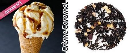 Thé noir Crème Caramel: Découvertes des Thés, épisode N°1 - Voyage des sens | Escale Sensorielle...une boutique pleine de sens | Scoop.it
