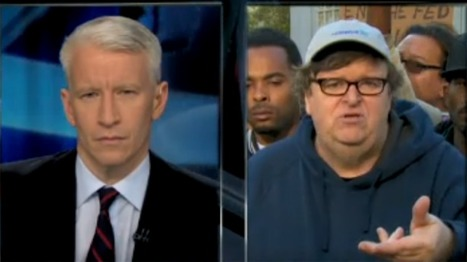 Michael Moore: OWS is 'beyond' party politics, election of candidates | The Raw Story | Human Rights and the Will to be free | Scoop.it