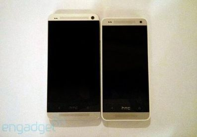 HTC One Mini: new photo and specifications appeared   Mobile Technology   Scoop.it