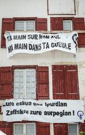Fêtes de Bayonne - Un rassemblement pour dénoncer quatre agressions - Mediabask | BABinfo Pays Basque | Scoop.it