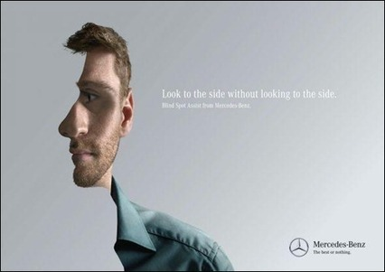 25 Stunning Examples of Minimalistic Advertising | Psychology of Consumer Behaviour | Scoop.it
