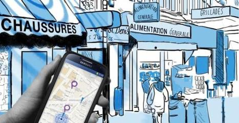 MySoLink : Recevoir sur son smartphone les promotions de magasins qui nous entourent   SOCIAL TO STORE (from online community to offline sales)   Scoop.it