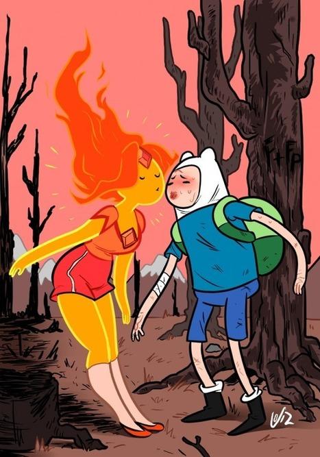 iFanboy Upstarts: Lin R. Visel | Ladies Making Comics | Scoop.it