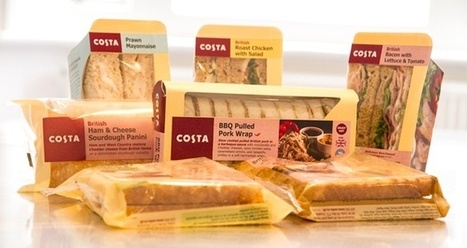 FoodBev.com | News | Costa Coffee uses new packaging to reaffirm CSR commitments | JIS Brunei: Business Studies Research: Whitbread | Scoop.it