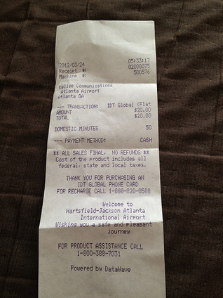 Collablogatorium: The Art of Critical Thinking with Store Receipts | English Classroom | Scoop.it