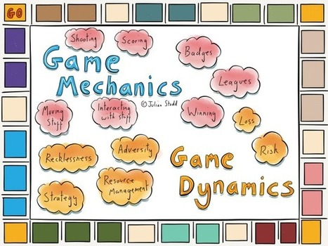 Reflections on DevLearn Day 3: Game Dynamics and Trust | Julian Stodd's Learning Blog | Robótica Educativa! | Scoop.it