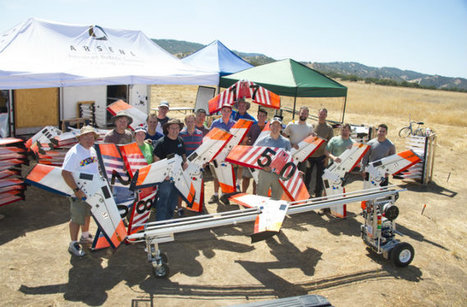 50 UAVs controlled by a single pilot   Discovery News   Cultibotics   Scoop.it