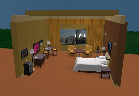 OpenSim is also a 3D application | Logicamp.org | Scoop.it
