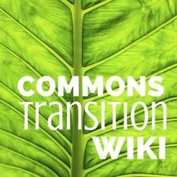What is Commons Transition? | Networked Society | Scoop.it