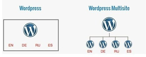 WordPress Multisite: How to Make a Multilingual Website | WordPress Social Marketing | Scoop.it