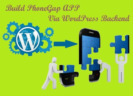 How to use WordPress Backend in Building PhoneGap APP   Designing   Scoop.it