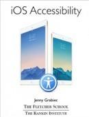 iBook: iOS Accessibility Tools - ClassTechTips.com | Technopédago | Scoop.it