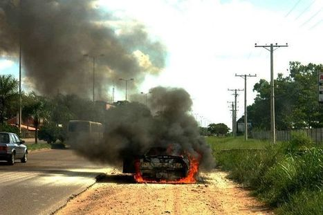 5 Common Reasons for Car Fires | fire safety | Scoop.it