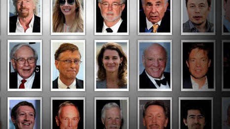 The Giving Pledge: A new club for billionaires | It's Show Prep for Radio | Scoop.it