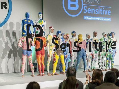 Per Bayer sales meeting e presentazione di prodotto con video mapping e body painting, firma Gattinoni | Green Meetings and Green Destinations | Scoop.it