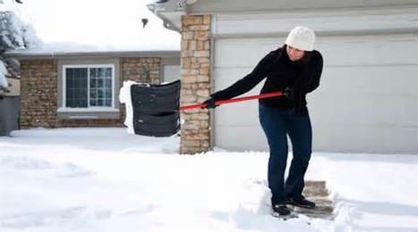 Snow Shoveling: 8 Tips To Consider Before You Dig Out | Food cravings | Scoop.it