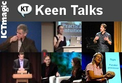 Keen Talks | Anything and Everything Education | Scoop.it
