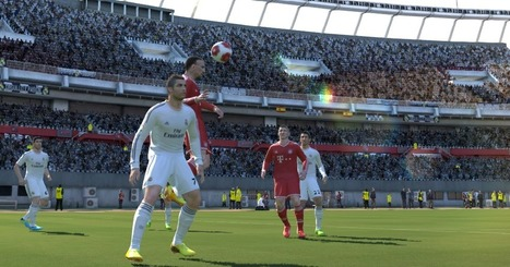 PES 2014: IMPRESSIONS FROM THE COMMUNITY | PES 2014 - United Kingdom | Soccer Videogames | Scoop.it