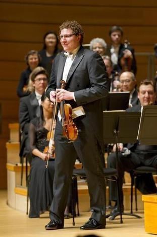 Kansas City Symphony's first concert of 2014 showcases concertmaster Noah Geller and Beethoven. - KansasCity.com   OffStage   Scoop.it