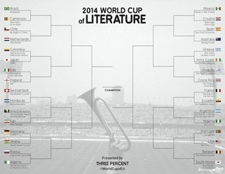 World Cup of Literature: The Books, The Judges, The Match Schedule | EVERYTHING I LIKE TO THING ABOUT | Scoop.it