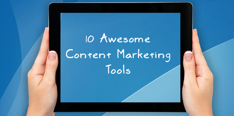 10 Awesome Content Marketing Tools | Local SEO Knowledge | Scoop.it