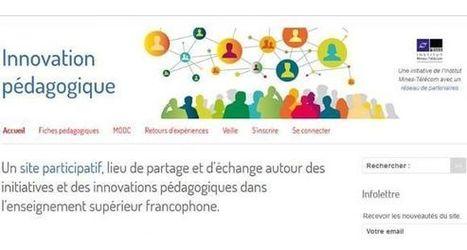 Un site participatif pour diffuser l'innovation pédagogique - Educpros | Pédagogie et innovation | Scoop.it