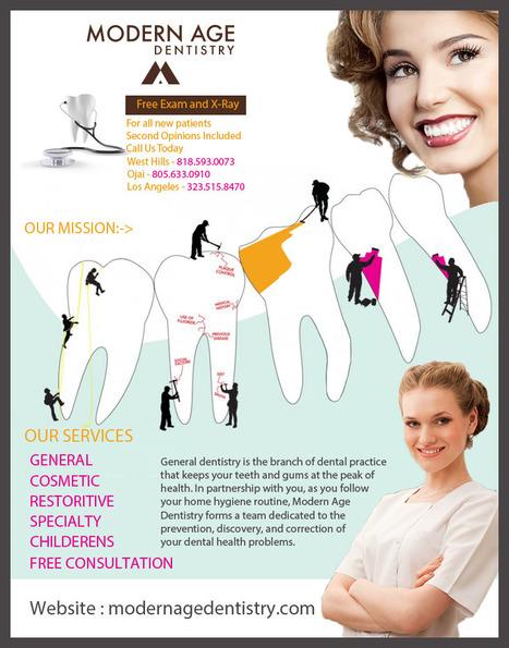 Woodland Hills Veneer   Modern Age Dentistry   Scoop.it