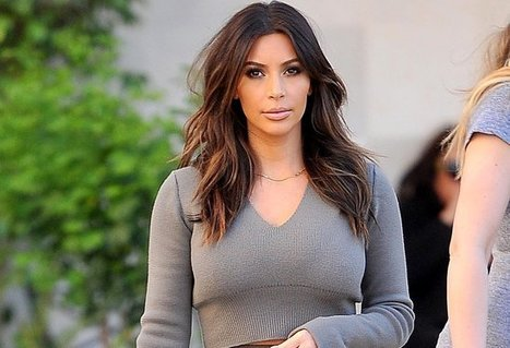Kim Kardashian Wants To Get Pregnant Directly After The Wedding!!! | Hollywoodneuz | Scoop.it