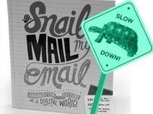 Transformer ses emails en cartes postales manuscrites | Cabinet de curiosités numériques | Scoop.it