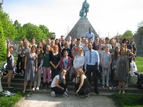 Echange franco-allemand : retour gagnant ! | Actualité lycéenne  Lycée Mariette | Scoop.it